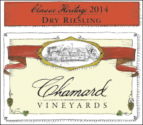 Chamard Classic Riesling 2014