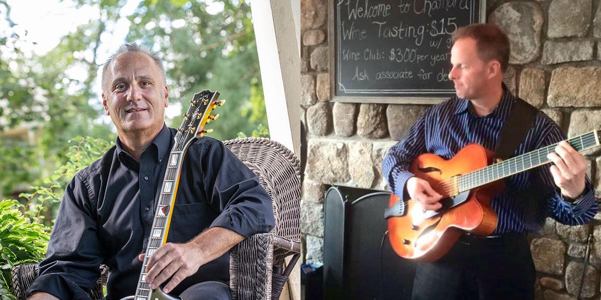 Jim Schriebert and Scott Rosen