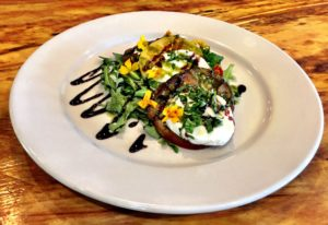 Heirloom Tomato Mozzarella
